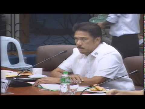 Committee on Public Order and Dangerous Drugs (May 12, 2015)