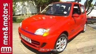 1998 Fiat Seicento Review