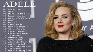 Adele Greatest Hits Full Album   Best Songs Of Adele 2020