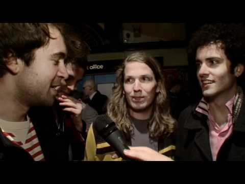 The Vaccines at The Shockwaves NME Awards 2011
