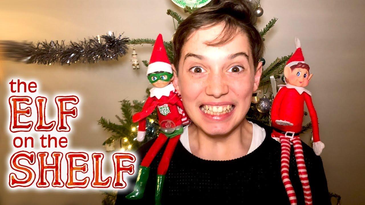 Elf On The Shelf - The Super Hero Elf! - Kids Christmas ...