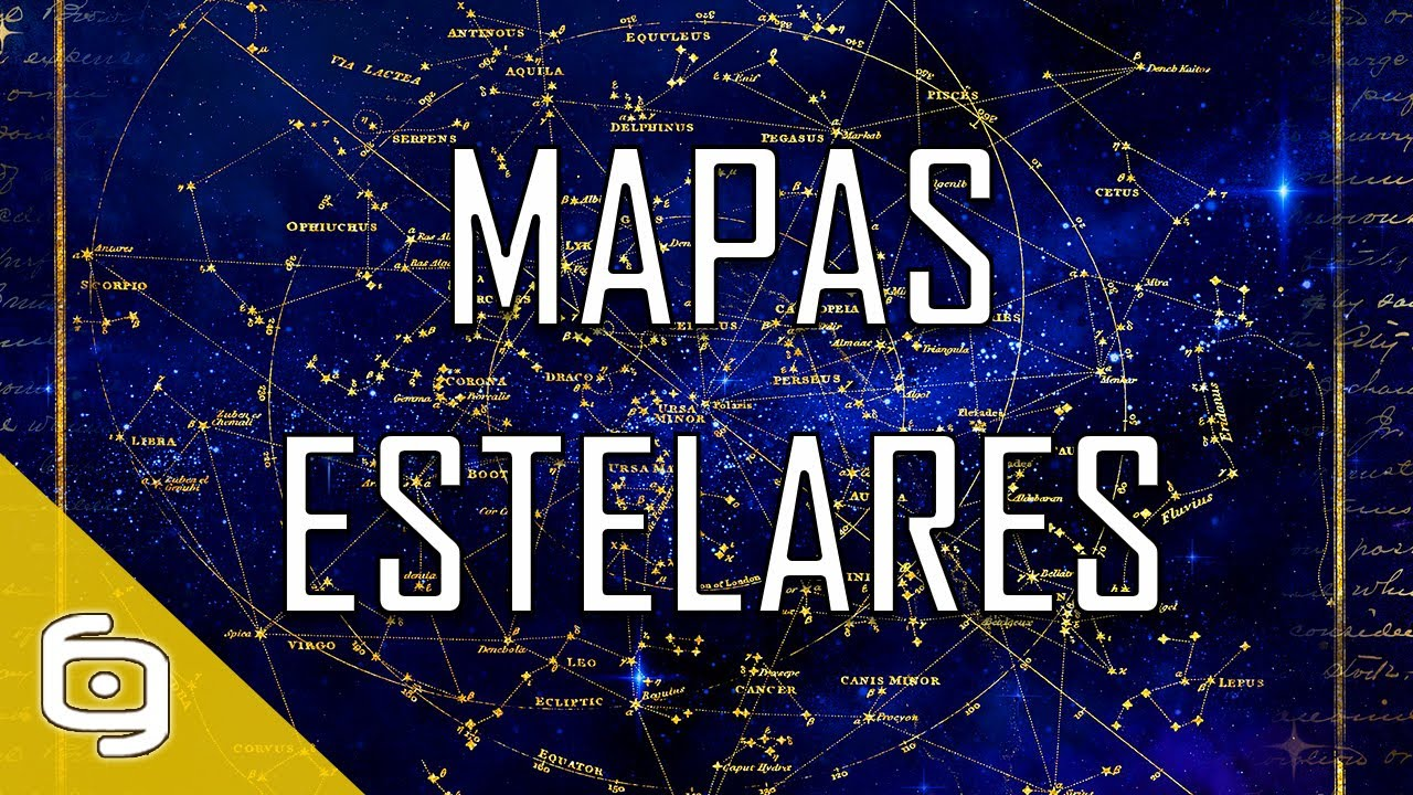 ¿Antiguos MAPAS estelares?