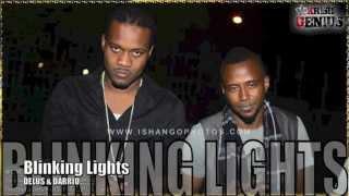Delus & Darrio - Blinking Lights [Ant-z Ness Riddim] July 2012
