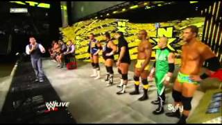WWE NXT 8/10/10 Power of the Punch Competition