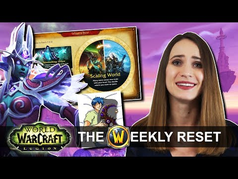 What Is And ISN'T Coming In Patch 7.3.5 Secret Clues & The BfA Pre-Purchase: World Of Warcraft News