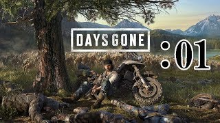 さっくり進めるDays Gone(デイズ ゴーン):01