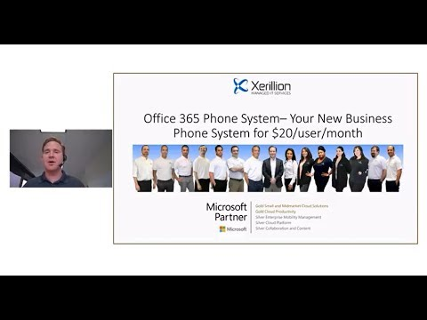 Office 365 Phone System - Your New Business Phone System for $20/user/month