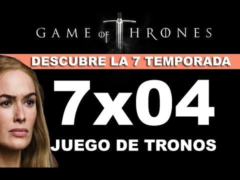 Filtrado el episodio 4 de la 7ª temporada Juego de Tronos HD - YouTube