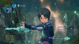 SAO Fatal Bullet Easy way to Beat Abyss Guide & How to make Kirito Noctumal Coat M