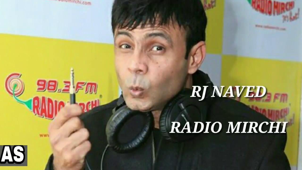 Rj Naved Radio Mirchi Girls Motivational Speech
