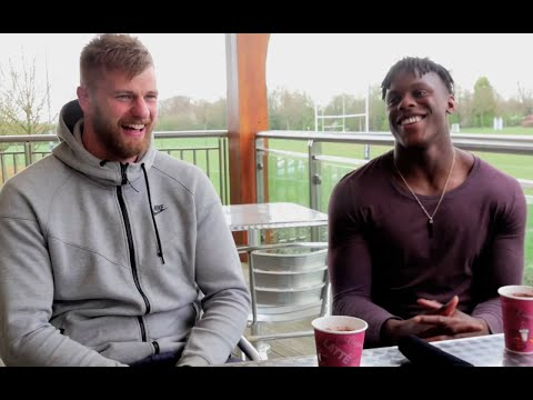 Itoje & Kruis pen new deals