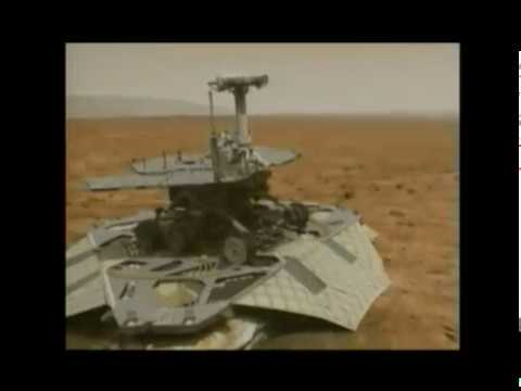 Roving Mars Spirit, Opportunity and the Exploration of  the Red Planet Part 1