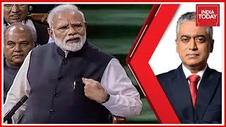 By Congress-Mukt India, We Will Fulfil Gandhi's Dream: PM Modi | Countdown With Rajdeep