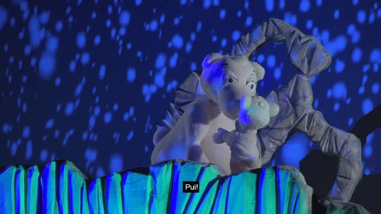 Fram Ursul Polar -  povesti pentru copii in limba romana - Spectacol de teatru [full video]