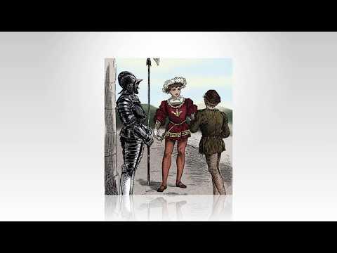 Краткое содержание - Принц и Нищий (Марк Твен)