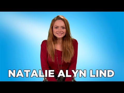 Natalie Alyn Lind Growing Up On