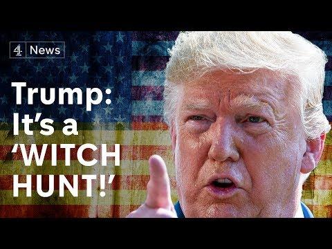 Donald Trump unleashes fury over impeachment inquiry