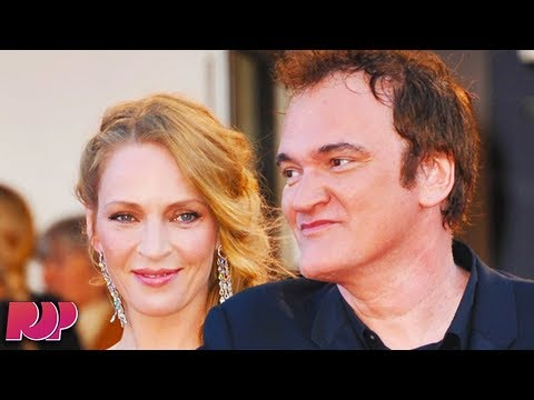 Uma Thurman Opens Up About Quentin Tarantino's Abusive Behavior
