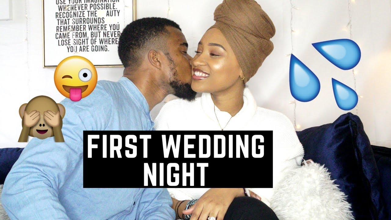 FIRST WEDDING NIGHT! WHAT REALLY HAPPENS??? - YouTube