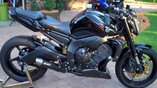Download Video Yamaha FZ1 and Graves Exhaust note 005.MP4 MP3 3GP MP4