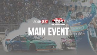 Formula DRIFT - Wall 2019 - Main Event LIVE!