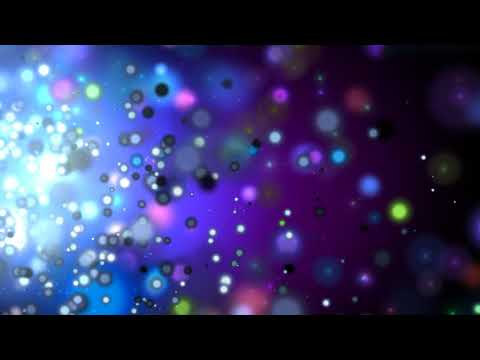 4K ALL COLORS Moving Background ! Animated Wallpaper ! Stars Bokeh  #AAVFX