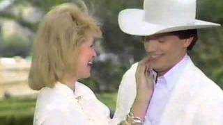 Watch George Strait When Its Christmas Time In Texas video