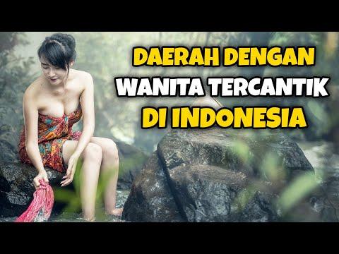 Inilah 5 Daerah Penghasil Wanita Tercantik di Indonesia