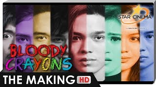 The Making | 'Bloody Crayons'