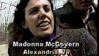WLWT 1989 - Kings Island Roller Coaster Rides - News 5 Cincinnati Ohio 80s