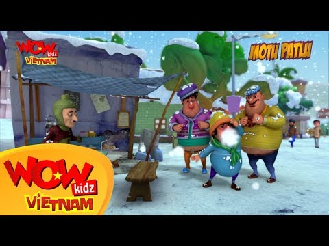 Motu Patlu Superclip 18 - Hai Chàng Ngốc - Cartoon Movie - Cartoons For Children
