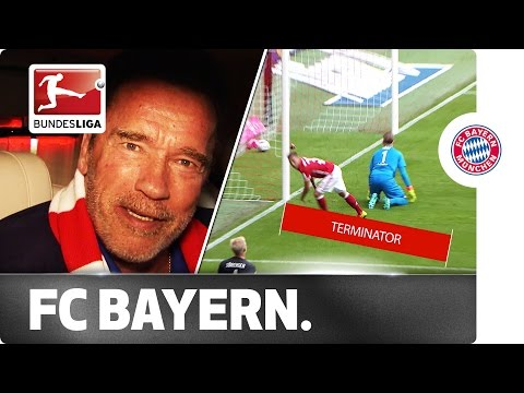 FC Hollywood - Schwarzenegger Movie Show in Munich