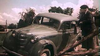 Москвич 401 - х/ф Осторожно Бабушка 1960 г.