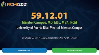 RCMI 2021   59.12.01 - Maribel Campos