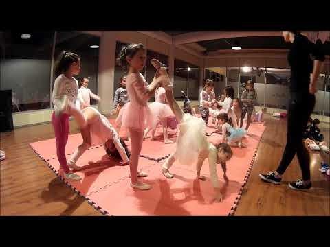 Clases Iniciacion a la Danza - Iris Alarcon - Stylos Dance Academy 2018