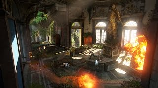 Uncharted 4 | New Devon Multiplayer Map | PS4
