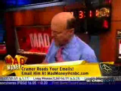 Cramer on Bear Stearns 3 days before collapse