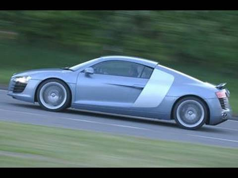 Best Handling Car 2007  Audi R8  by Autocarcouk  YouTube