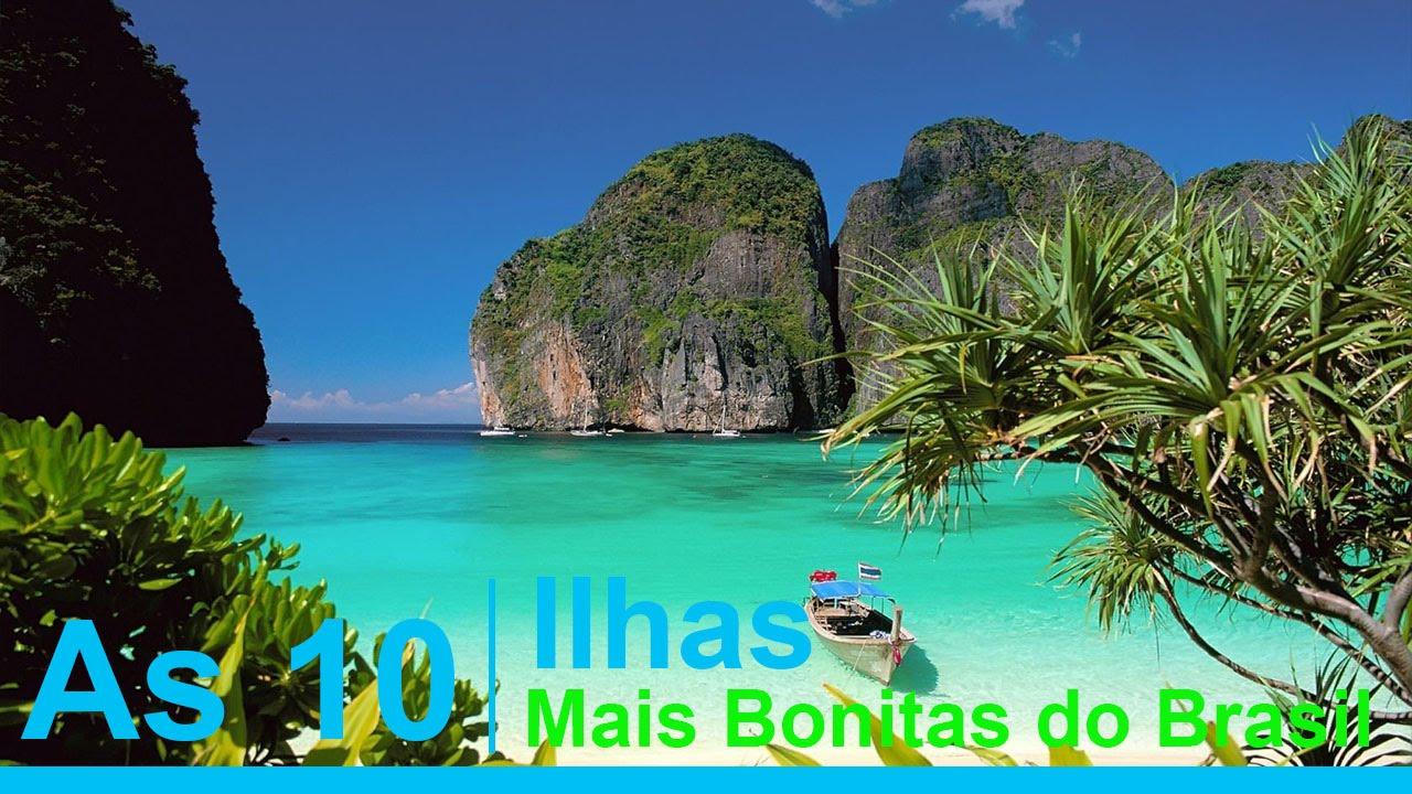 Resultado de imagem para ilhas do brasil