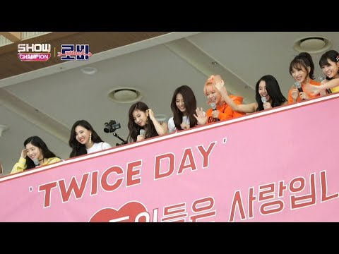 Show Champion EP.267 LOBBY ATTACK 'TWICE no.2'