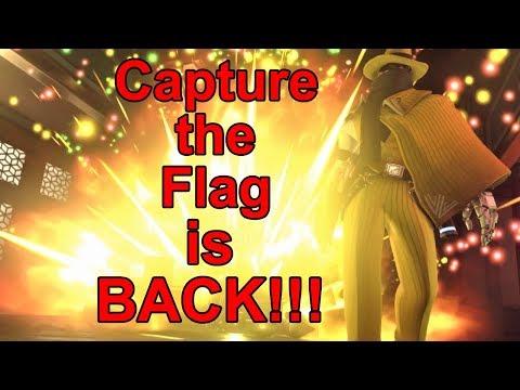 Capture that DAMMN FLAG!!! (Overwatch)