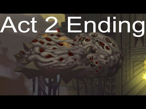 Broken Age Act 2 Ending No Commentary