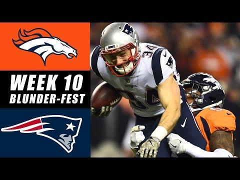 Patriots Kill Broncos 41-16