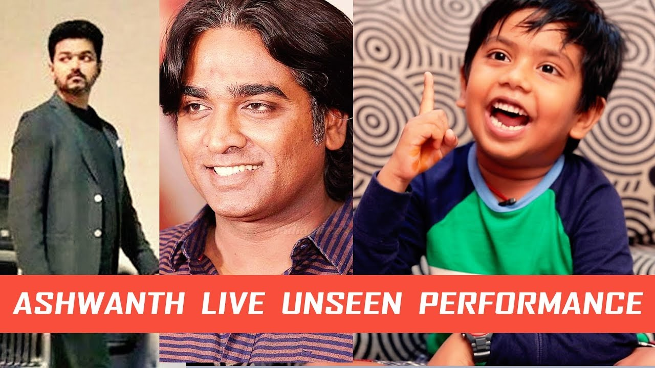 Download 3 Special Gifts From Vijay Sethupathi ! Ashwanth Funniest Angry & Rocking Performs!