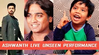 3 Special Gifts From Vijay Sethupathi ! Ashwanth Funniest Angry & Rocking Performs!