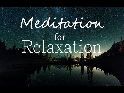 10 minute Visualisation  Guided Meditation for Relaxation