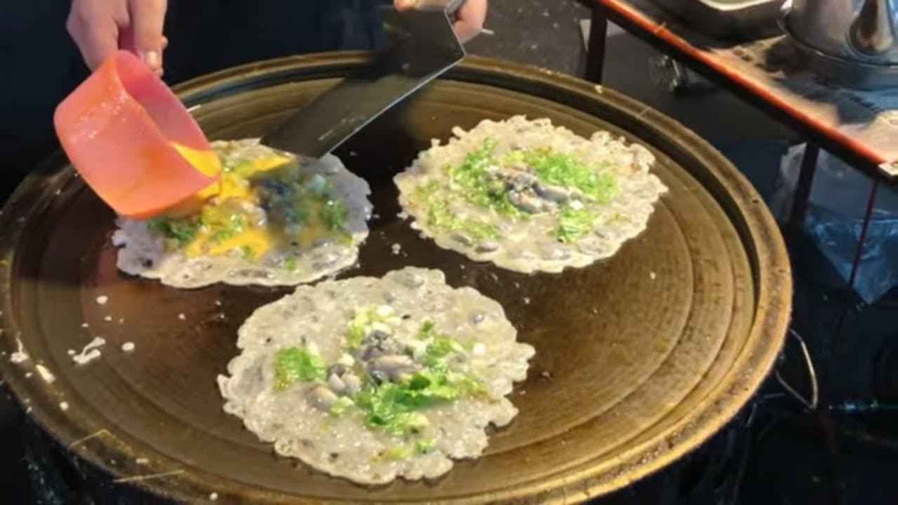 Taiwanese Street Food Jingcheng Night Market 2021