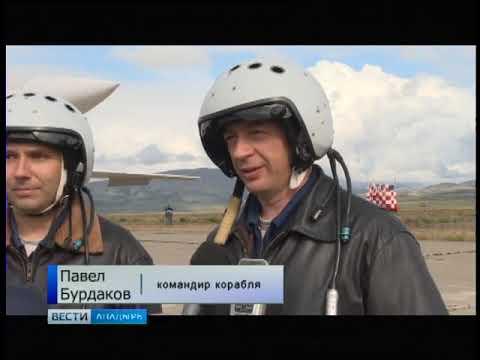 Учения Дальней авиации