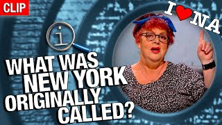 QI | What Was New York Originally Called?