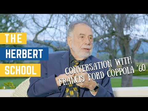 Francis Ford Coppola '60 in Conversation With LHSC Dean Mark Lukasiewicz